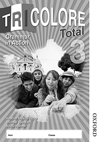 9781408515266: Tricolore Total 3 Grammar in Action Workbook (8 pack)