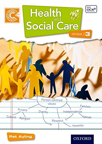health and social as level coursework Course name: edexcel btec health & social care level 2 coursework assignments which relate to a range of health and social care issues and practices.