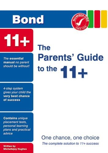 9781408515822: Bond The Parents' Guide to the 11+