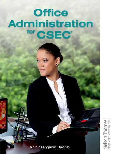 9781408516140: Office Administration for CSEC