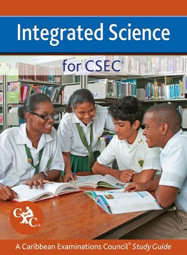 9781408516355: Integrated Science for CSEC: A Caribbean Examinations Council Study Guide
