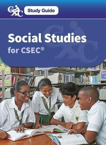 9781408516621: Social Studies for CSEC CXC A Caribbean Examinations Council Study Guide
