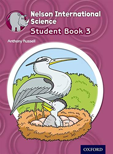9781408517222: Nelson International Science Student Book 3