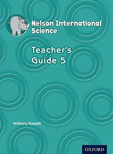 9781408517369: Nelson International Science Teacher's Guide 5