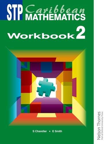 STP Caribbean Mathematics Workbook 2: Smith, Ewart