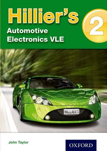 9781408518205: Hillier's Automotive Electronics Book 2 VLE (Moodle)