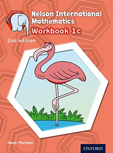 9781408518939: Nelson International Mathematics 2nd edition Workbook 1c