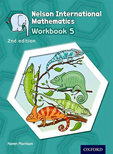9781408518991: Nelson International Mathematics 2nd edition Workbook 5 (International Primary)