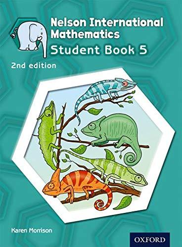 9781408519042: Nelson international mathematics. Student's book. Per la Scuola elementare. Con espansione online: 5