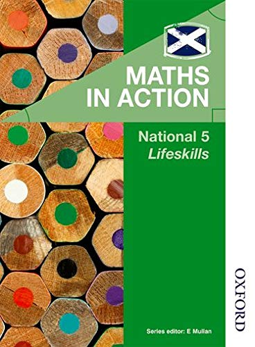 9781408519134: Maths in Action National 5 Lifeskills
