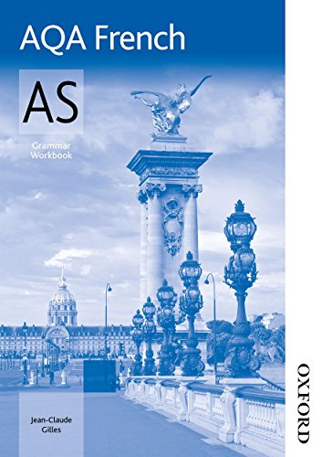 9781408520116: AQA AS French Grammar Workbook