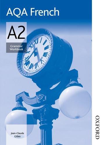 9781408520147: AQA A2 French Grammar Workbook