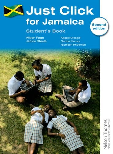 9781408521007: Just Click for Jamaica Student's Book Second edition