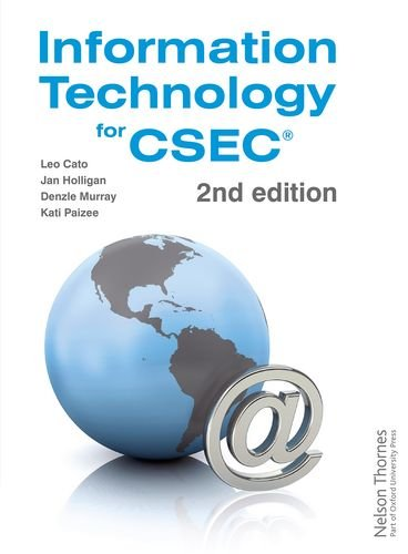 9781408521052: Information Technology for CSEC 2nd edition