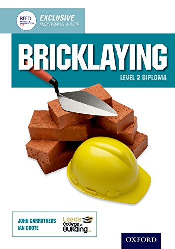 9781408521236: Bricklaying Level 2 Diploma