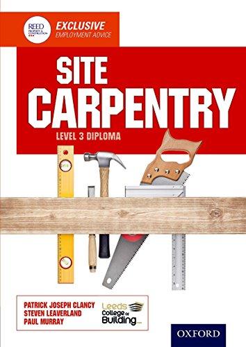 9781408521274: Site Carpentry Level 3 Diploma