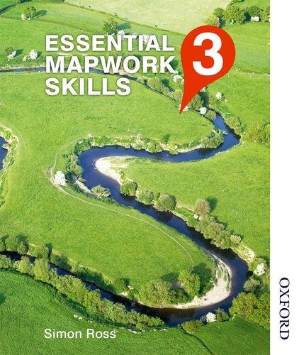 9781408521434: Essential Mapwork Skills 3