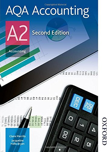 9781408522394: AQA Accounting A2 Second Edition