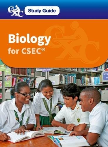 9781408522424: Biology for CSEC CXC Study Guide