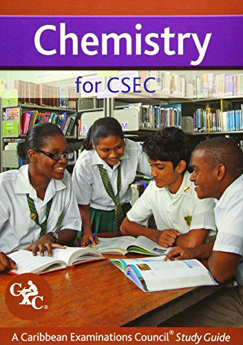 9781408522486: Chemistry for CSEC CXC Study Guide