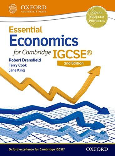 9781408523223: Essential Economics for Cambridge IGCSERG