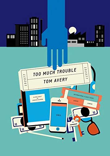 9781408523353: Too Much Trouble (Nelson Thornes Page Turners)