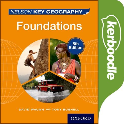 9781408523834: Nelson Key Geography Kerboodle: Foundations