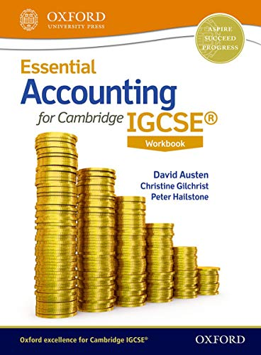 9781408525531: Essential Accounting for Cambridge IGCSERG Workbook (CIE IGCSE Essential Series)