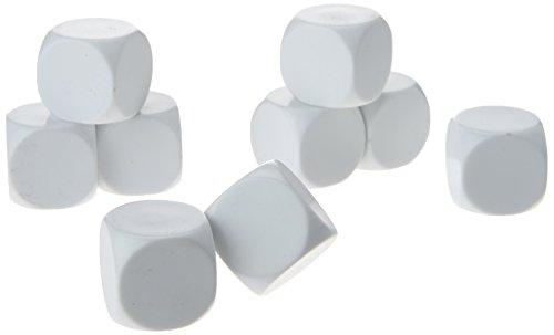 9781408525692: Six-sided 22 mm Blank Dice