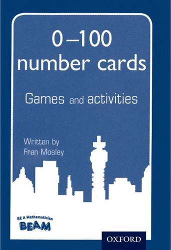 9781408525937: 0-100 Number Cards (Beam)