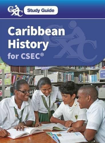 9781408526477: Caribbean History for CSEC: A CXC Study Guide
