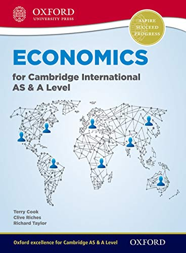 9781408527115: Economics for Cambridge International AS and A Level