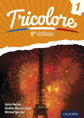 9781408527221: Tricolore 5e édition: Evaluation Pack 1 (Tricolore 5e edition)