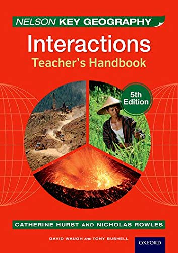 9781408527320: Nelson Key Geography Interactions Teacher's Handbook