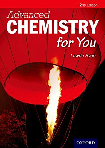 9781408527368: Advanced Chemistry For You Second Edition (Advanced for You)