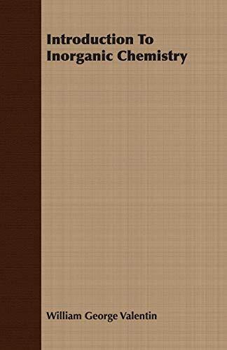 9781408625309: Introduction To Inorganic Chemistry