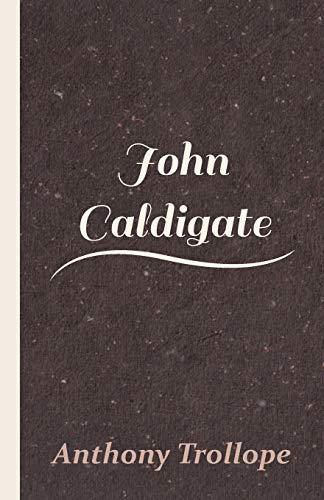 9781408635445: John Caldigate