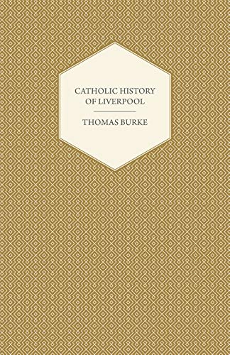 9781408642504: Catholic History Of Liverpool