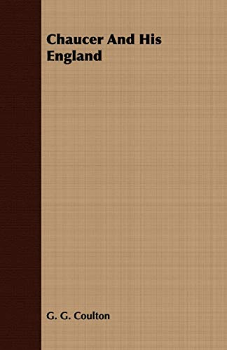 9781408643129: Chaucer And His England