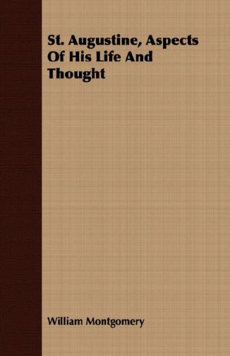 9781408696682: St. Augustine, Aspects Of His Life And Thought