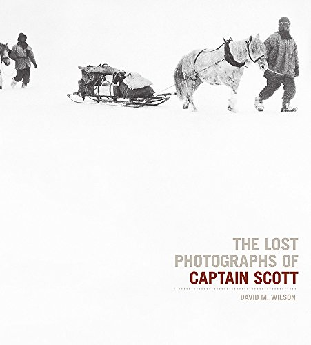 9781408703007: The Lost Photographs Of Captain Scott