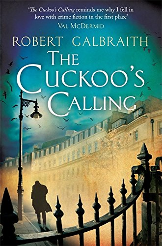 9781408704004: The Cuckoo's Calling