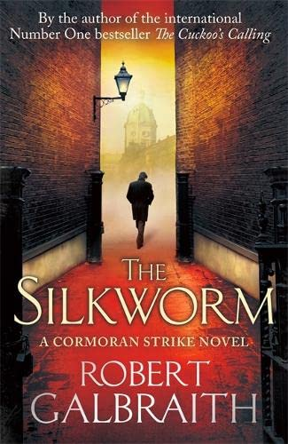 9781408704028: The Silkworm (UK version)