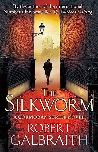 9781408704035: The Silkworm (UK version)