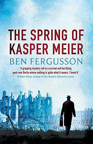 9781408705049: The Spring of Kasper Meier