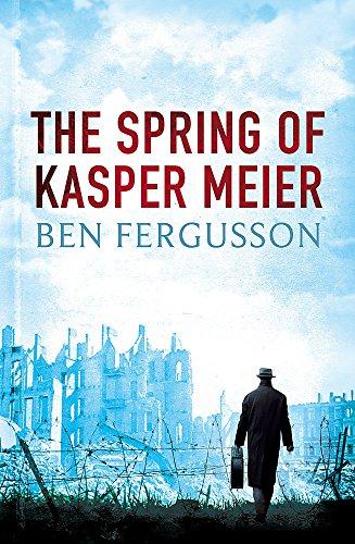 9781408705056: The Spring of Kasper Meier