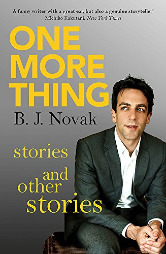 9781408705278: One More Thing: Stories and Other Stories