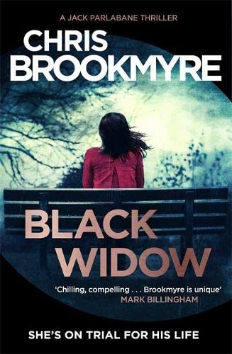 9781408707142: Black Widow (Jack Parlabane)