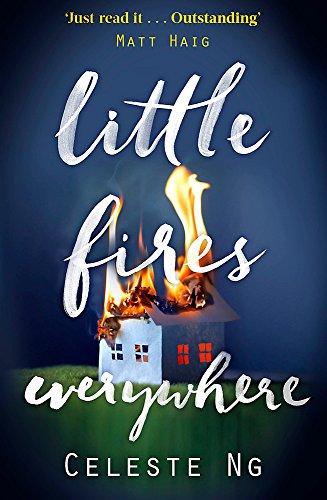 9781408709719: Little Fires Everywhere: The New York Times Top Ten Bestseller