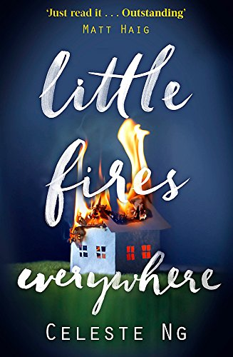 9781408709719: Little Fires Everywhere: The New York Times Top Ten Bestseller